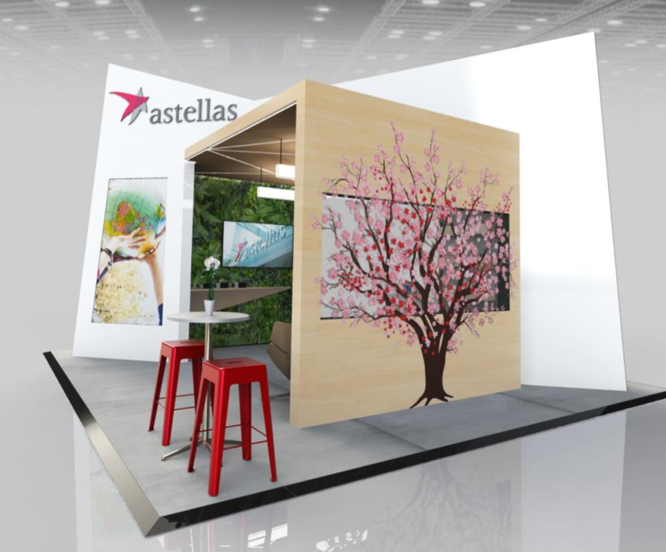 FREE DESIGN 4 - Astellas