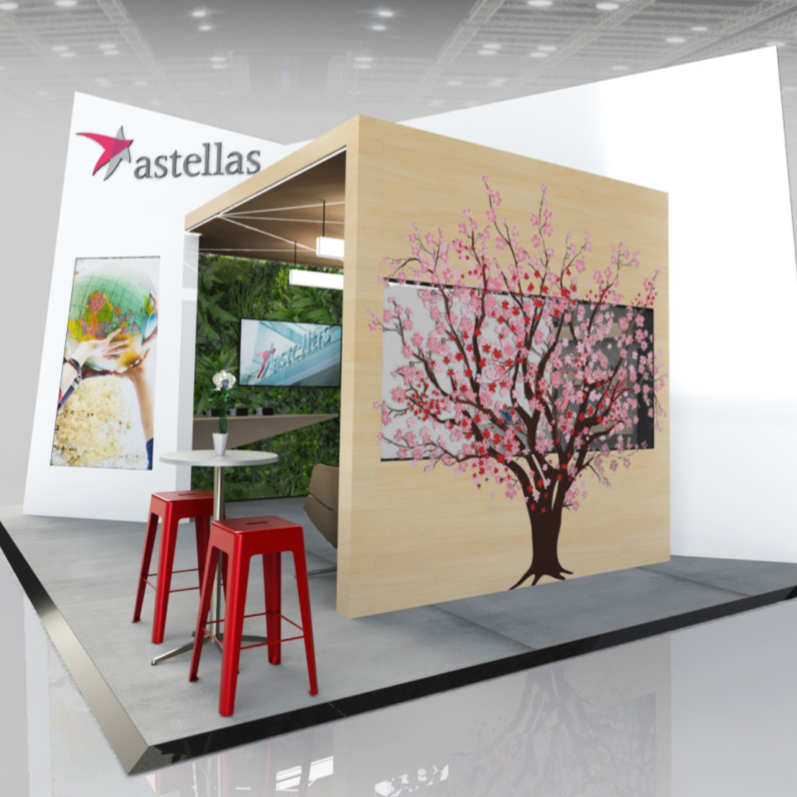 FREE DESIGN 4 - Astellas
